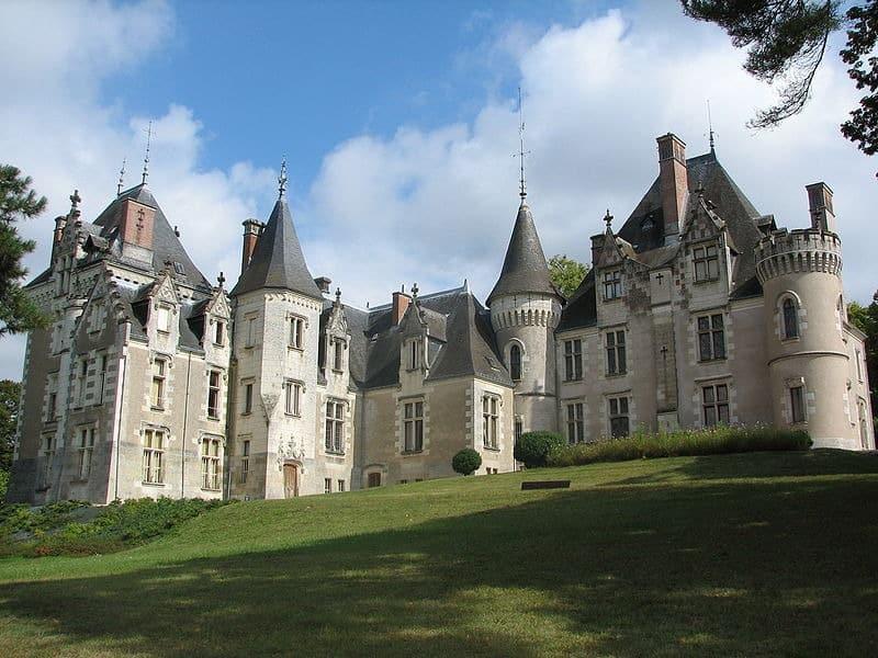 Candé - visiter Châteaux de la Loire
