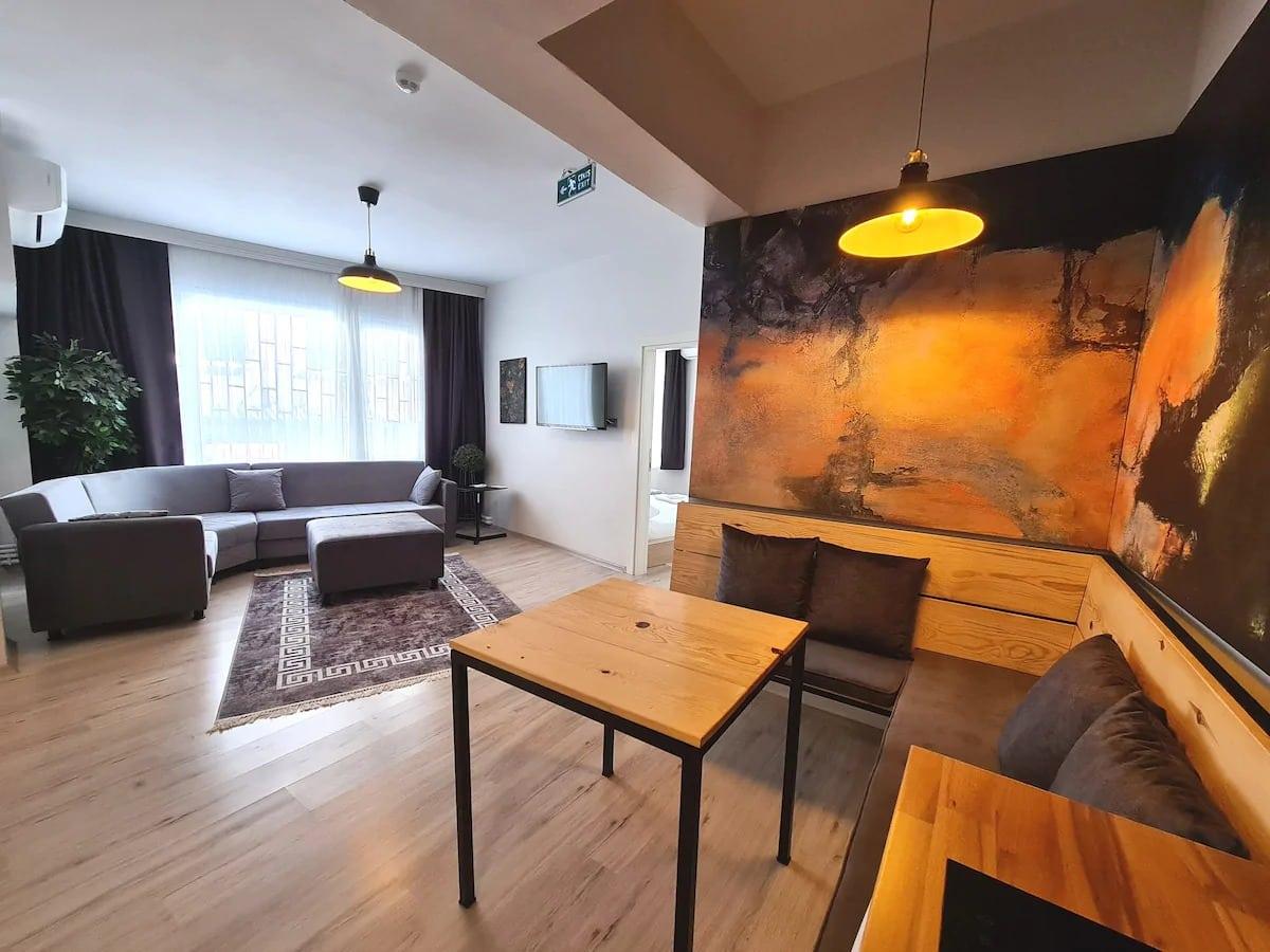 Appartement moderne dans le quartier historique