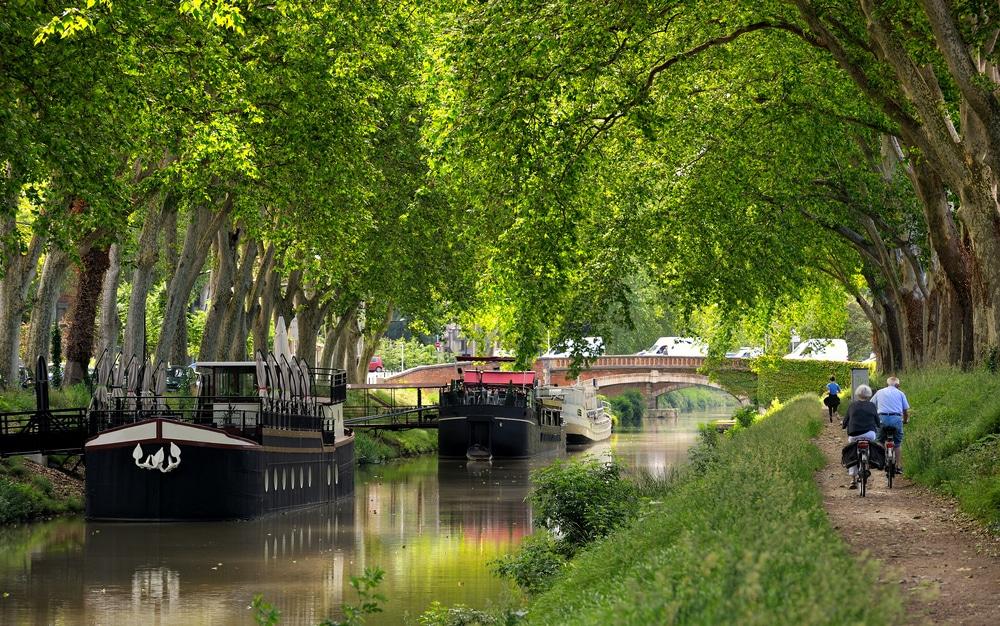 Location de bateau sans permis : Toulouse