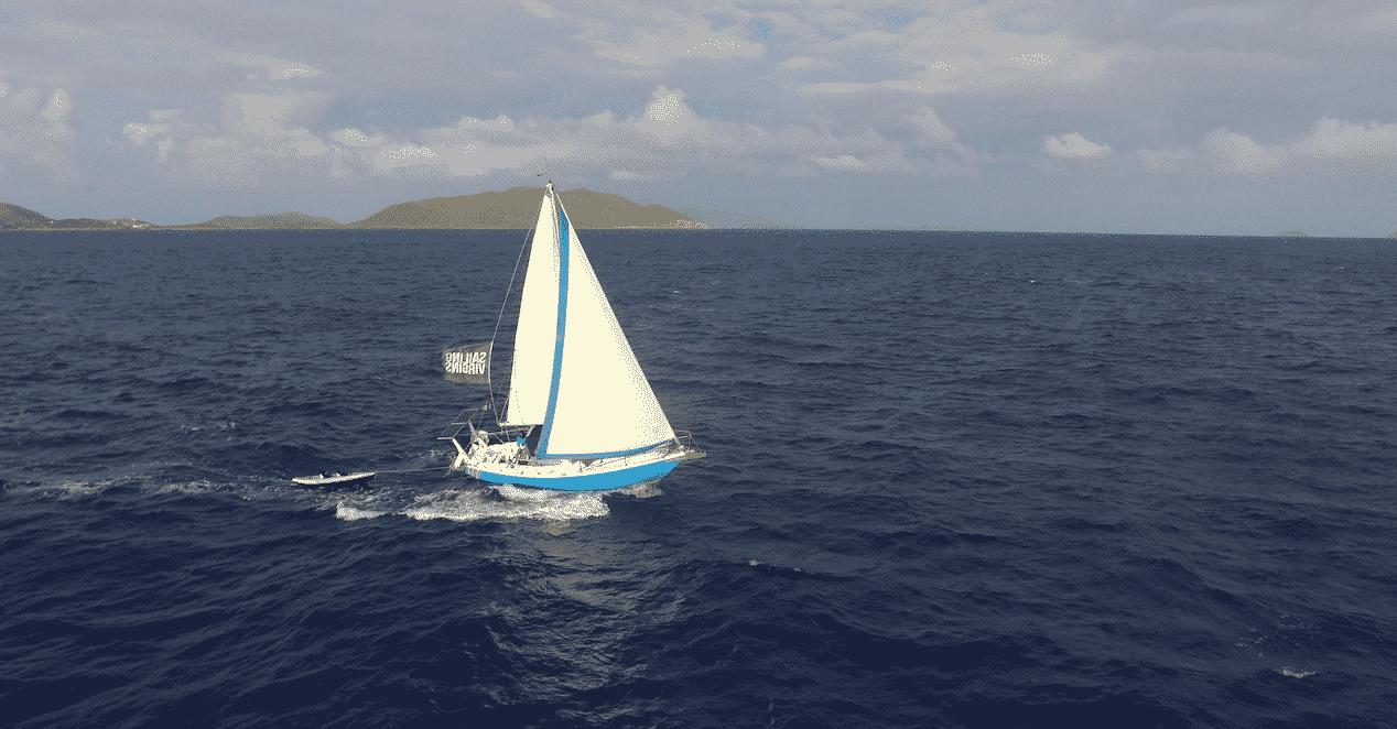 sailing frenchman