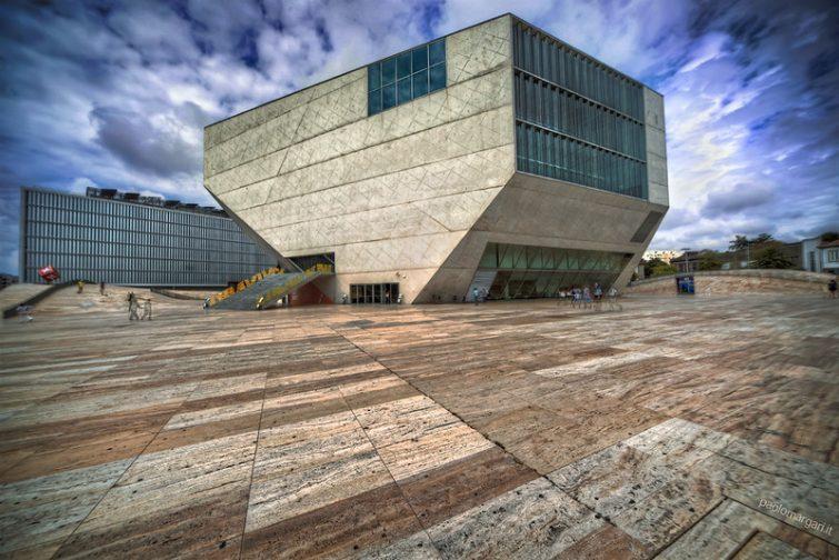 La Casa da Música - visiter Porto