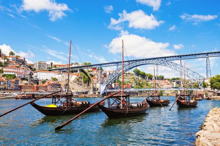 Croisière sur le Douro - visiter Porto