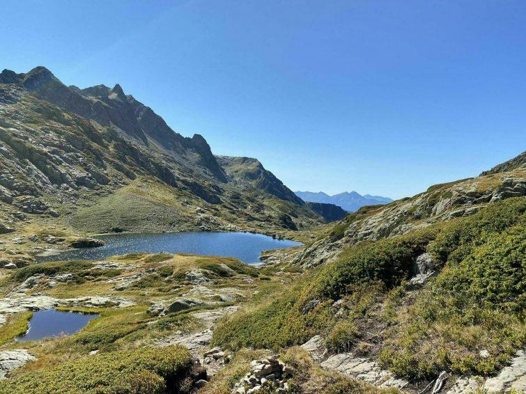 Du Lac de Saint Guérin au Lacs des Tempêtes