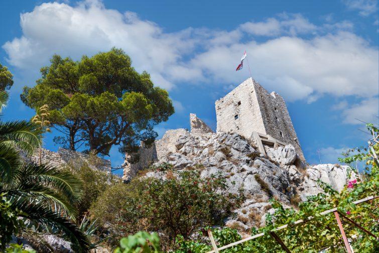 La forteresse de Mirabella