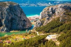 Les 9 choses incontournables à faire à Omis en Croatie