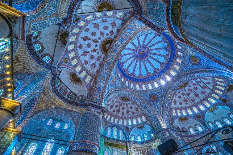 Combien coûte un billet pour la Mosquée Bleue ?