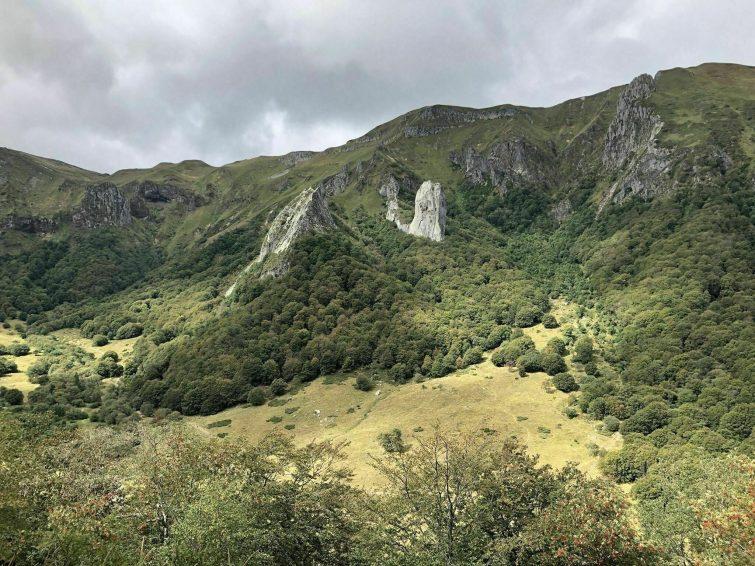 Le Puy de Sancy par le Vallon de Chaudefour