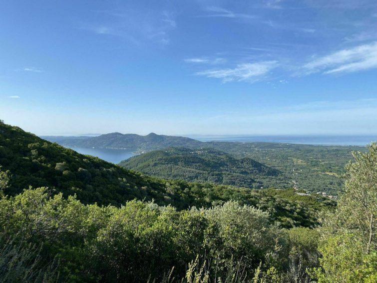 Le point de vue du Mont Stavros