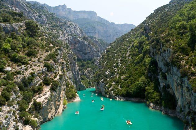 Visiter les lacs du Verdon : guide complet
