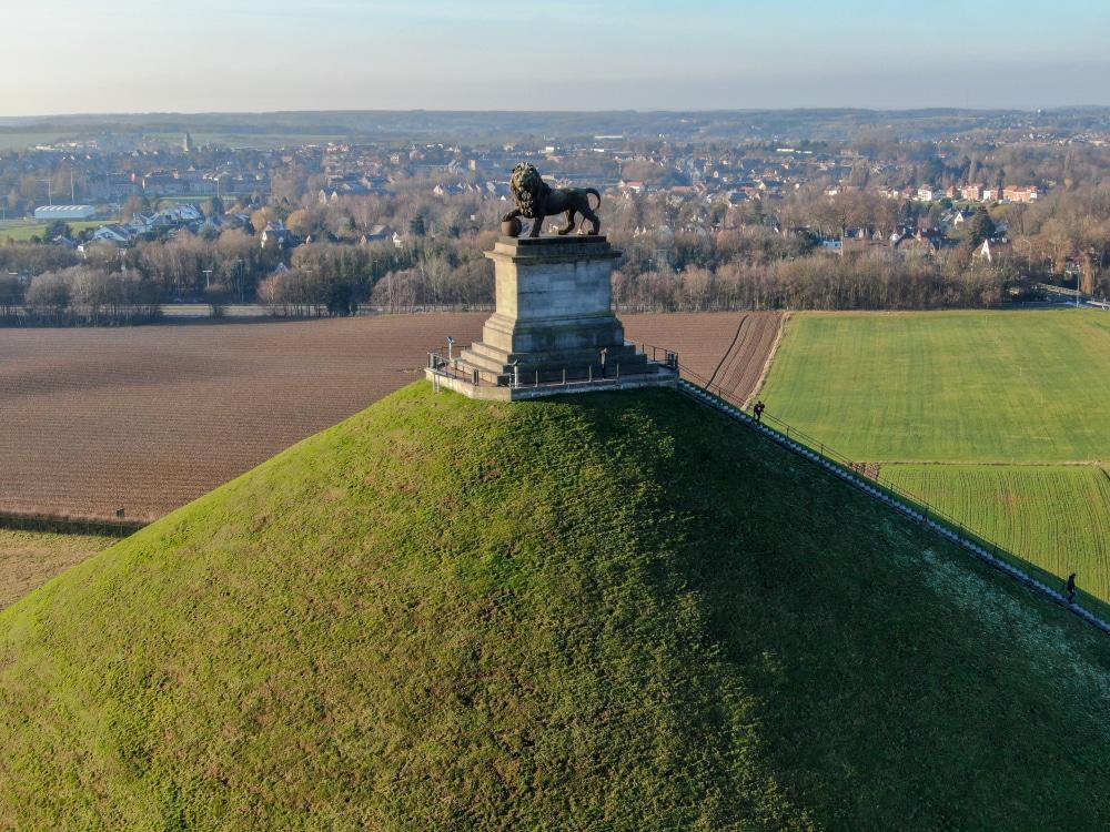 Le Monument de Waterloo