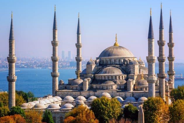 Histoire de la Mosquée Bleue