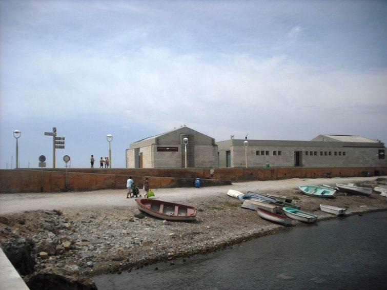 visiter le musée de Nueva Tabarca