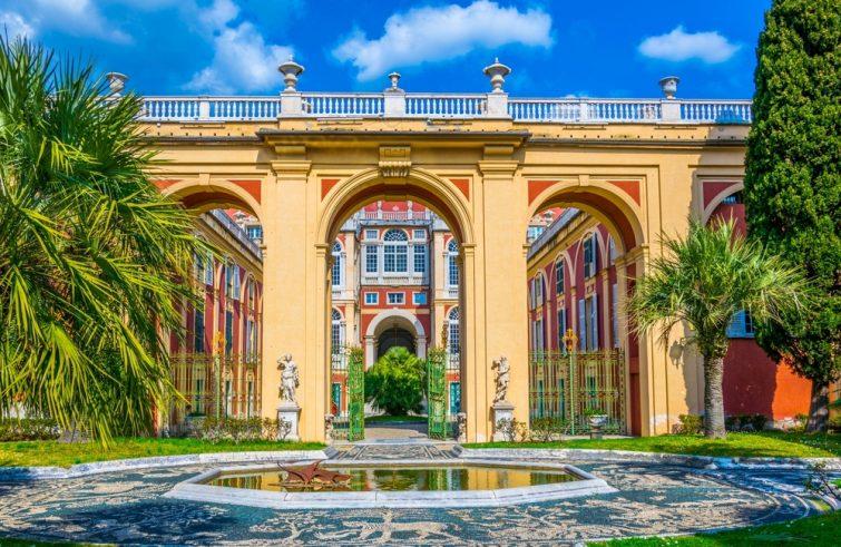 Palais génois