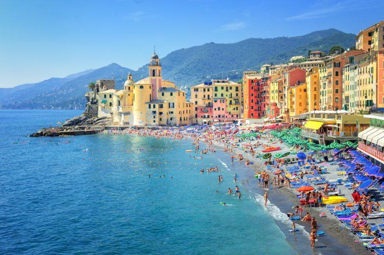 Plages - visiter Gênes