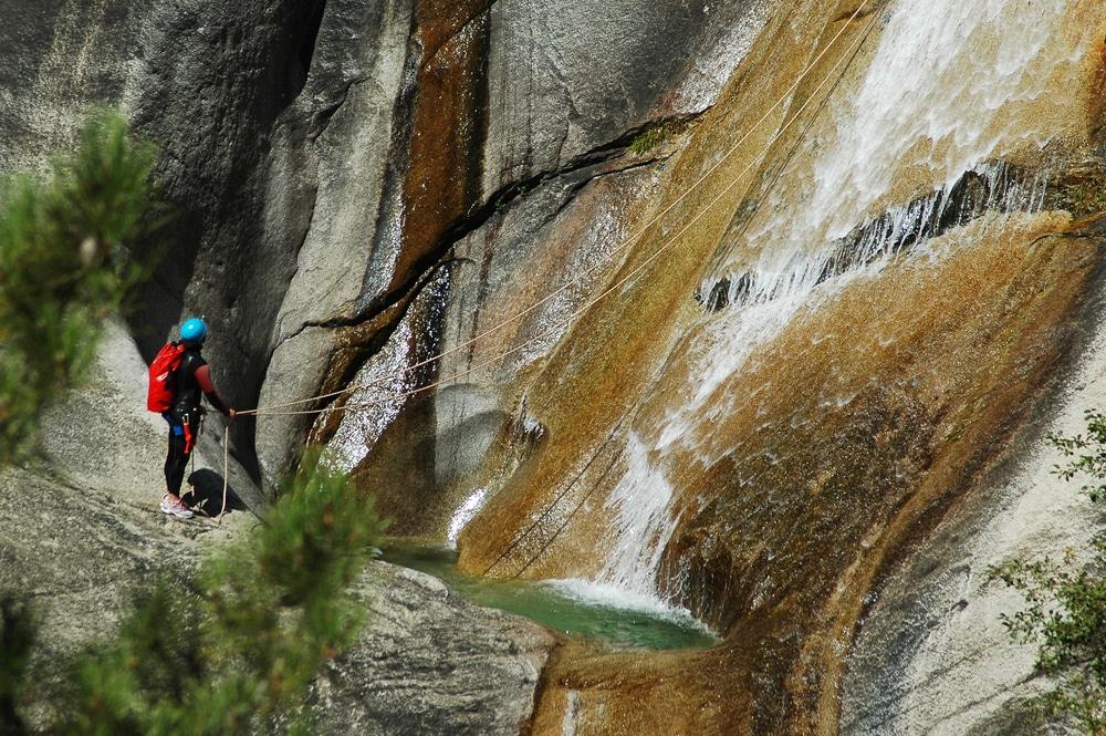 Canyon de la Purcaraccia