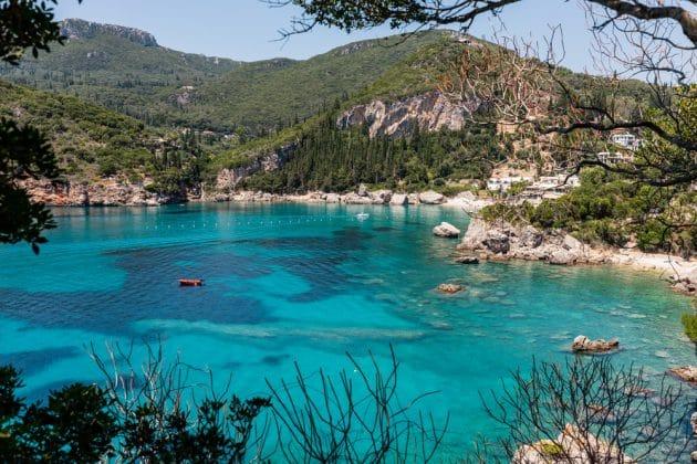 Les 10 plus belles plages où se baigner à Corfou