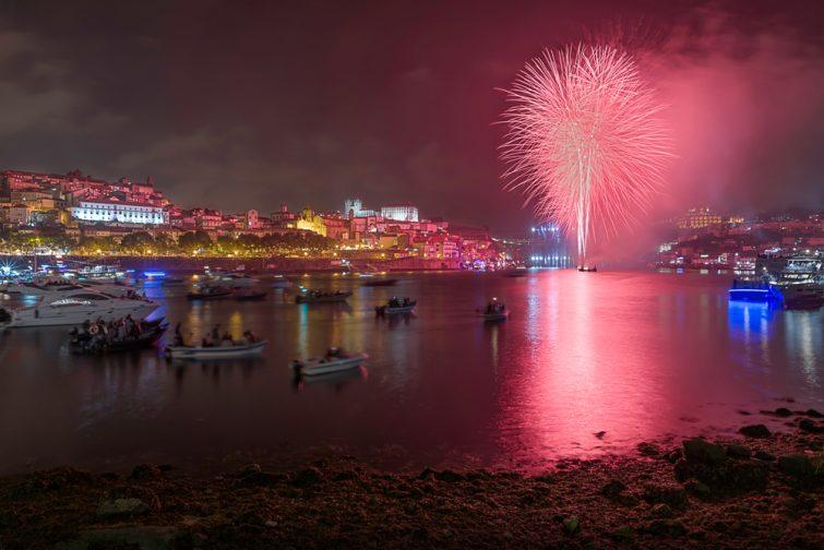 La fête de la Saint-Jean - visiter Porto