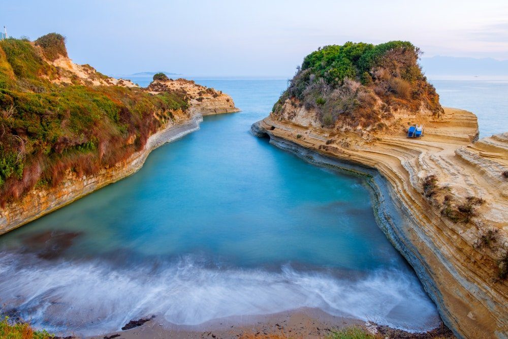 Sidari - plages Corfou