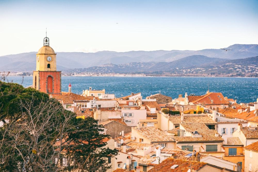 Les villes maritimes - visiter Calanques de l'Estérel