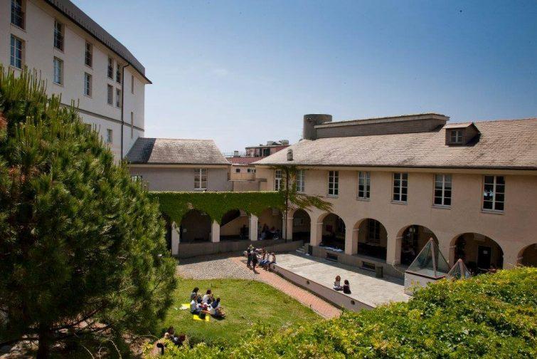 Université de Gênes - visiter Gênes