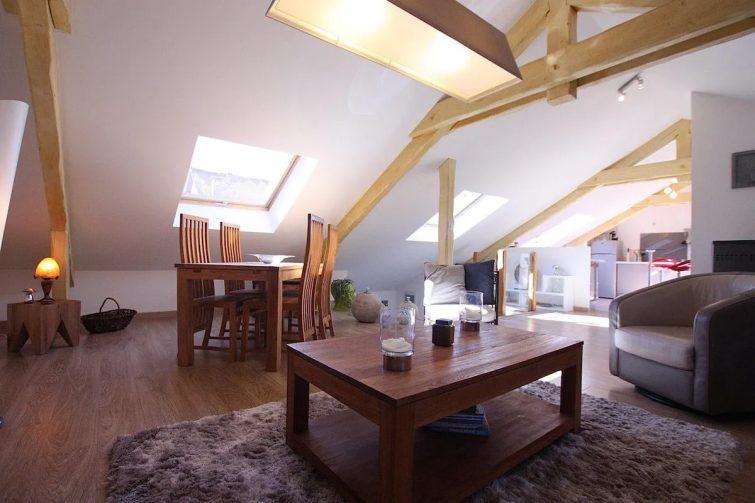 Magnifique appartement, lumineux, très belle vue Airbnb à Barcelonnette