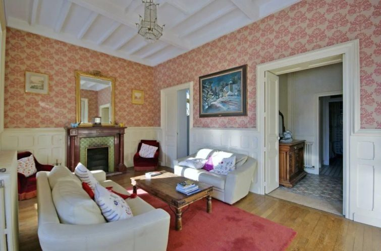 """Villa mexicaine """"Durango"""" Airbnb Barcelonnette"""