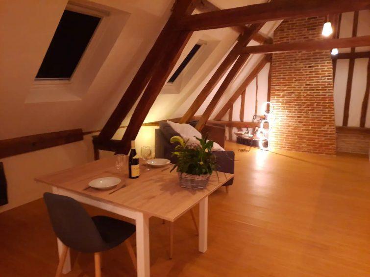 Airbnb à Beauvais