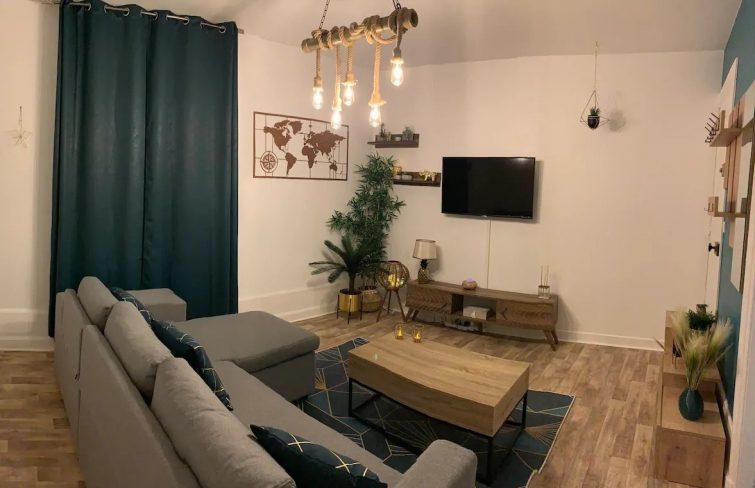 Superbe Studio proche Centre Ville Airbnb à Beauvais