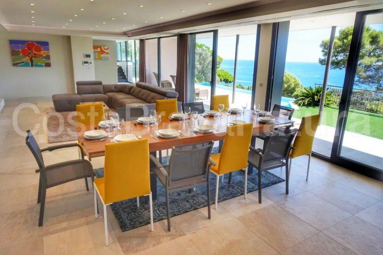 CostaBravaNatura Luxury Villa Pinya de Rosa