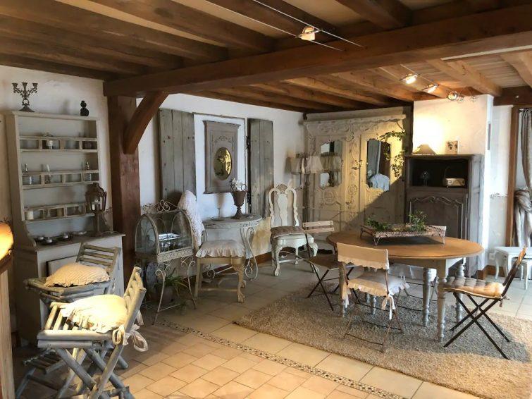 La maisonnette de Cancan Airbnb à Chambord