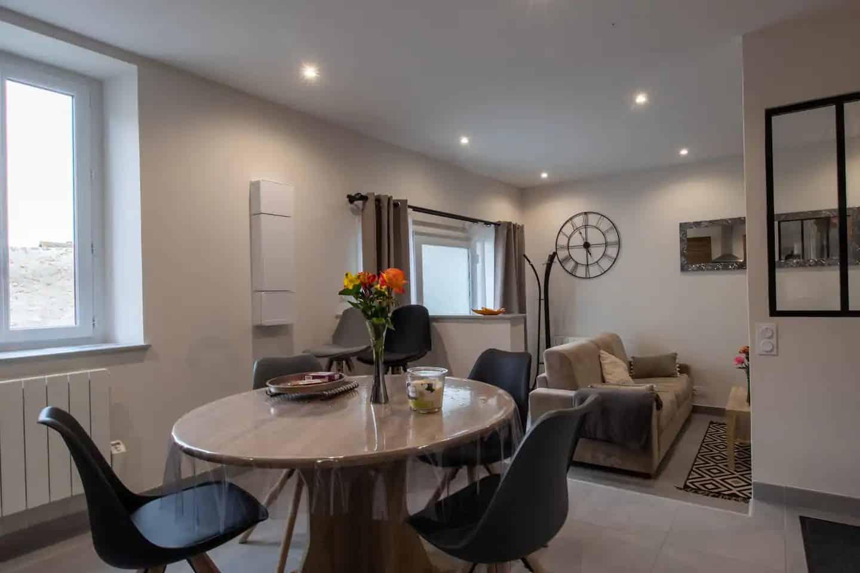 Confortable Gîte aux portes de Airbnb à Chambord & Blois