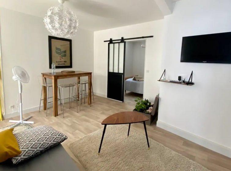 Airbnb à Châteauroux