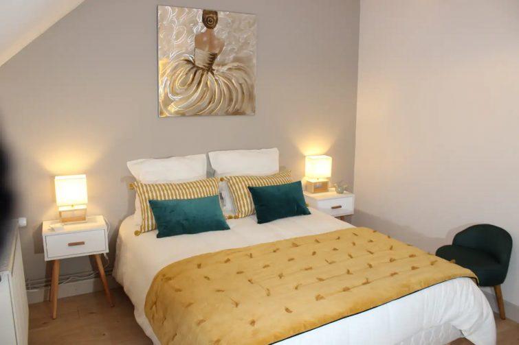 Airbnb à Châteauroux Maison berrichonne chaleureuse et cosy