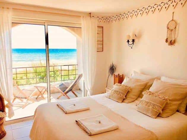 Mas Andalous l'Exception plage privée 1ère ligne