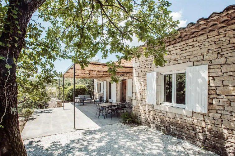 Villa LEPIDUS, pour un séjour au calme Airbnb à Gordes