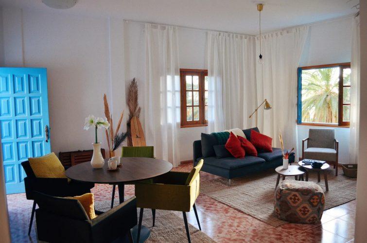 Airbnb La Gomera Maison de 95m2 terrasse d'exception Valle Gran Rey