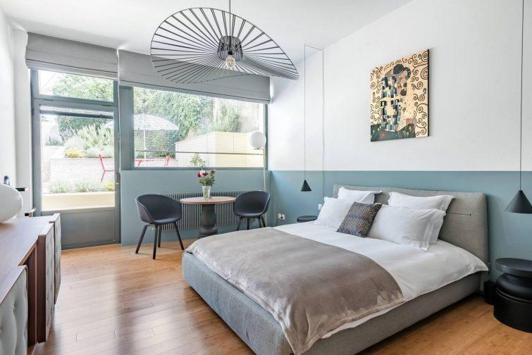 """Airbnb autour du Lac Léman Appartement """"Côté jardin"""" à deux pas du lac"""
