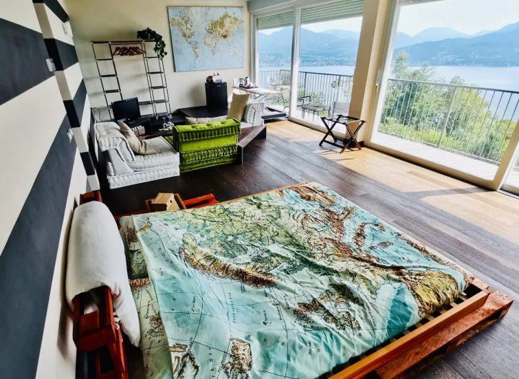 Airbnb au Lac Majeur