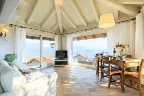 Picturesque, Historic Villa with Island Views