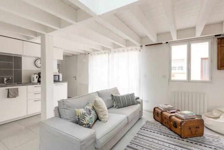 La Cabane Airbnb à Libourne