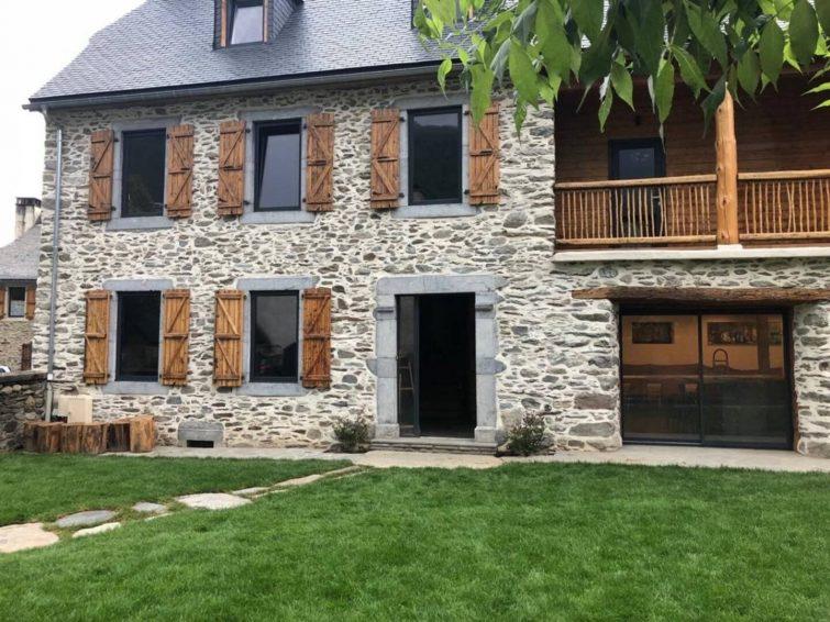 Airbnb à Loudenvielle La Maison de Clarabide