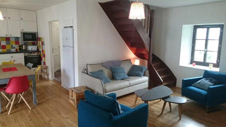 Airbnb à Loudenvielle Maison de charme avec extérieur classé 4 étoiles
