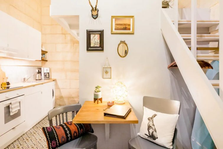 Airbnb à Malte Authentic Maltese Home of Character near Valletta