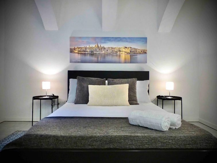 Charming new apartment in Floriana (Valletta)
