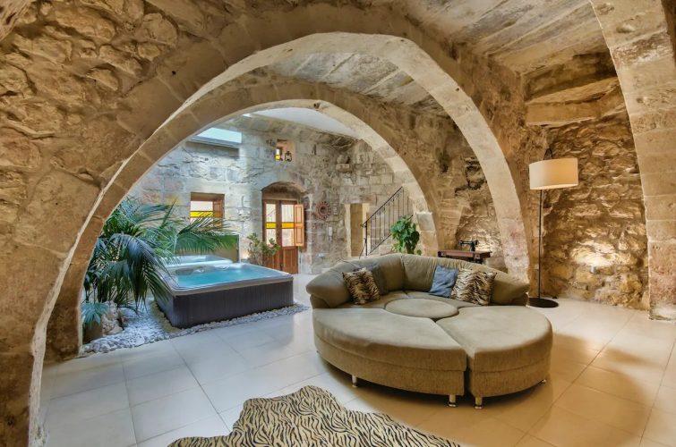 Airbnb à Malte