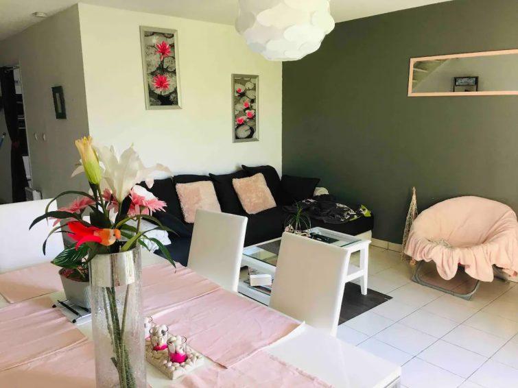Maison de 70m² dans une résidence Airbnb à Marmande