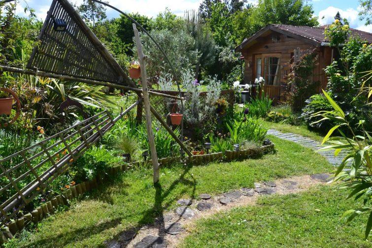 Airbnb à Marmande Le gite du Jardin Caché à 800 m du centre ville
