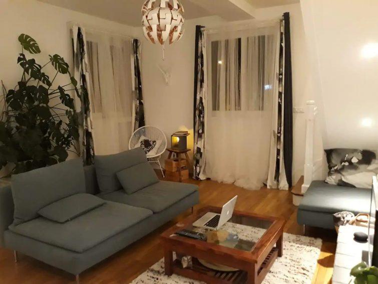 Airbnb à Montluçon Cocon cozy à 10min à pied du centre ville