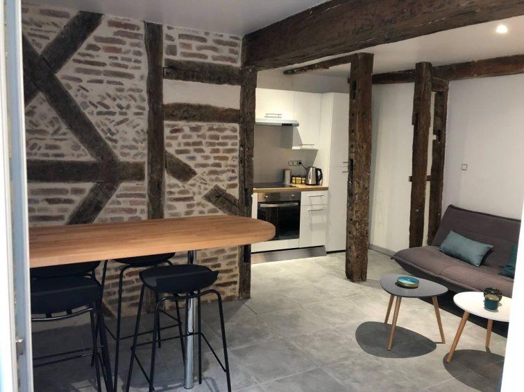 Airbnb à Moulins