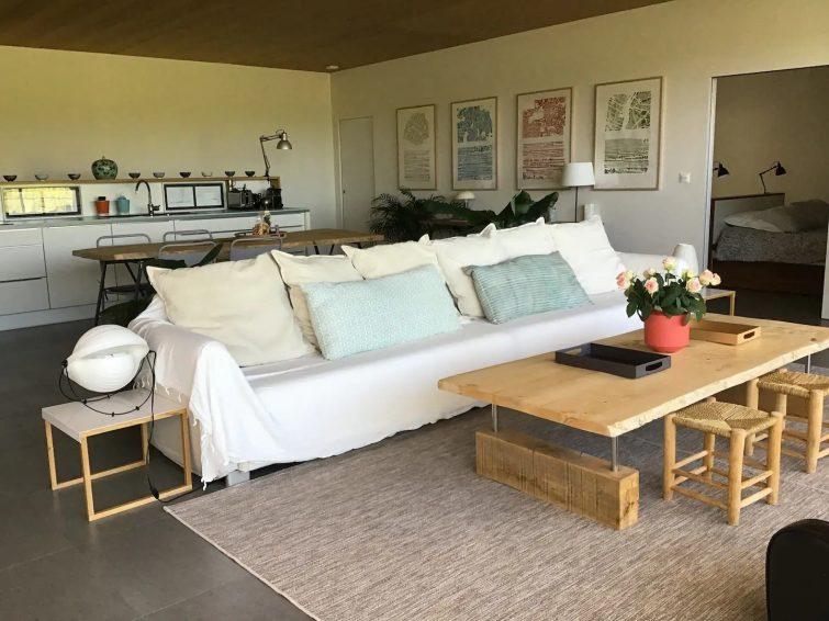 Appartement Esprit Loft entre mer et vignes Airbnb à Ramatuelle